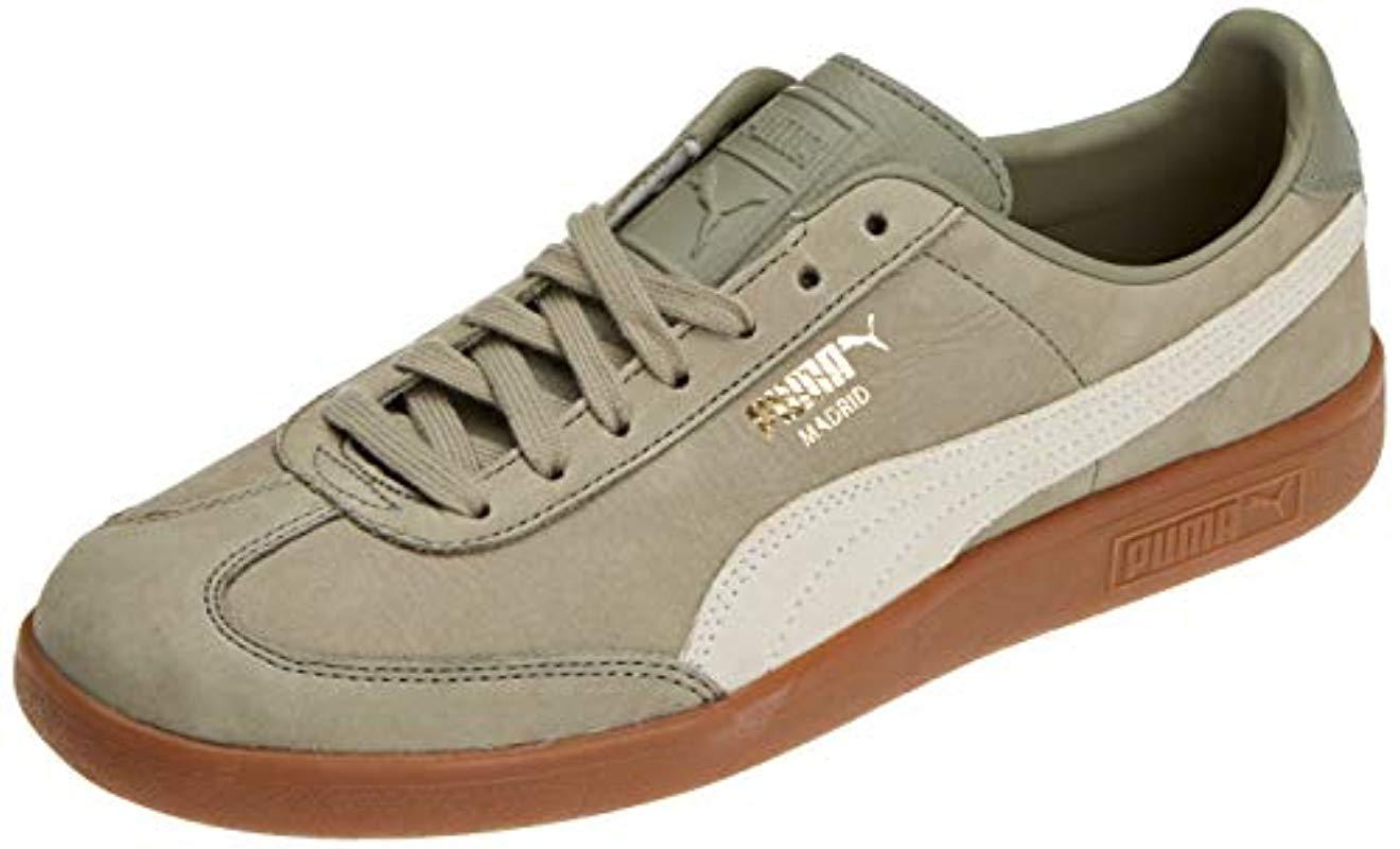 44729ca0b94 PUMA Unisex Adults  Madrid Nbk Low-top Sneakers - Lyst