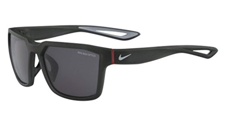 d868dd281d5c Lyst - Nike Fleet Square Sunglasses Matte Anthracite 55 Mm in Gray ...