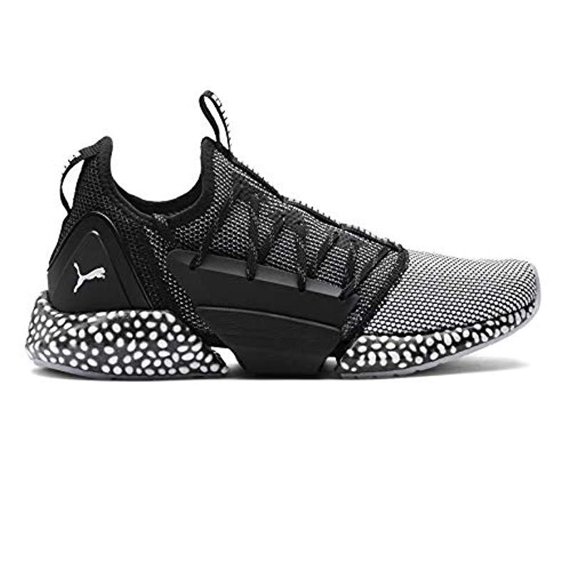53f1c85191c9 Puma  s Hybrid Rocket Runner Training Shoes in Black for Men - Lyst