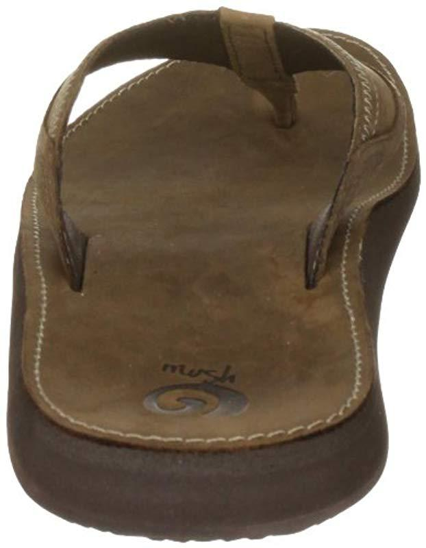 871dc96a9258 Lyst - Teva Benson Flip Flop in Brown for Men
