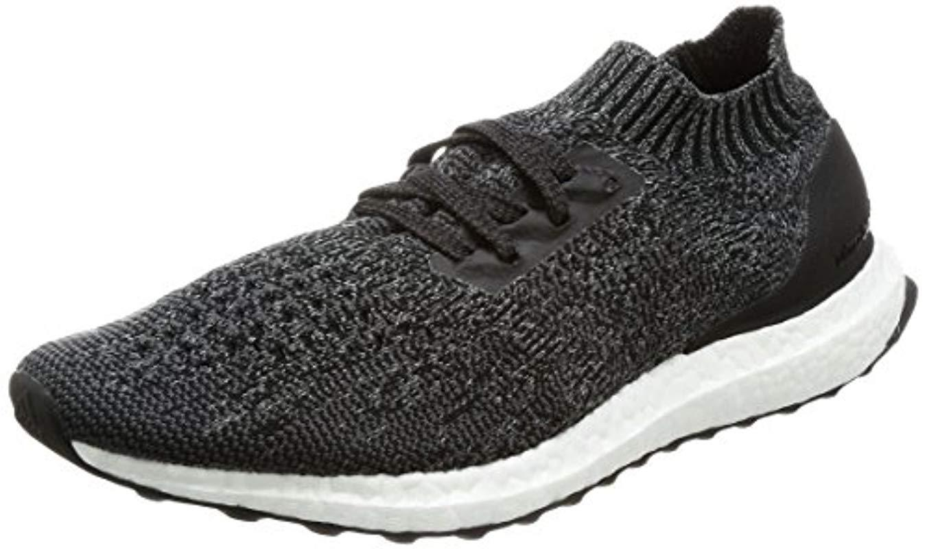 80db1d5ea1776 adidas  s Ultraboost Uncaged Running Shoes in Black for Men - Lyst