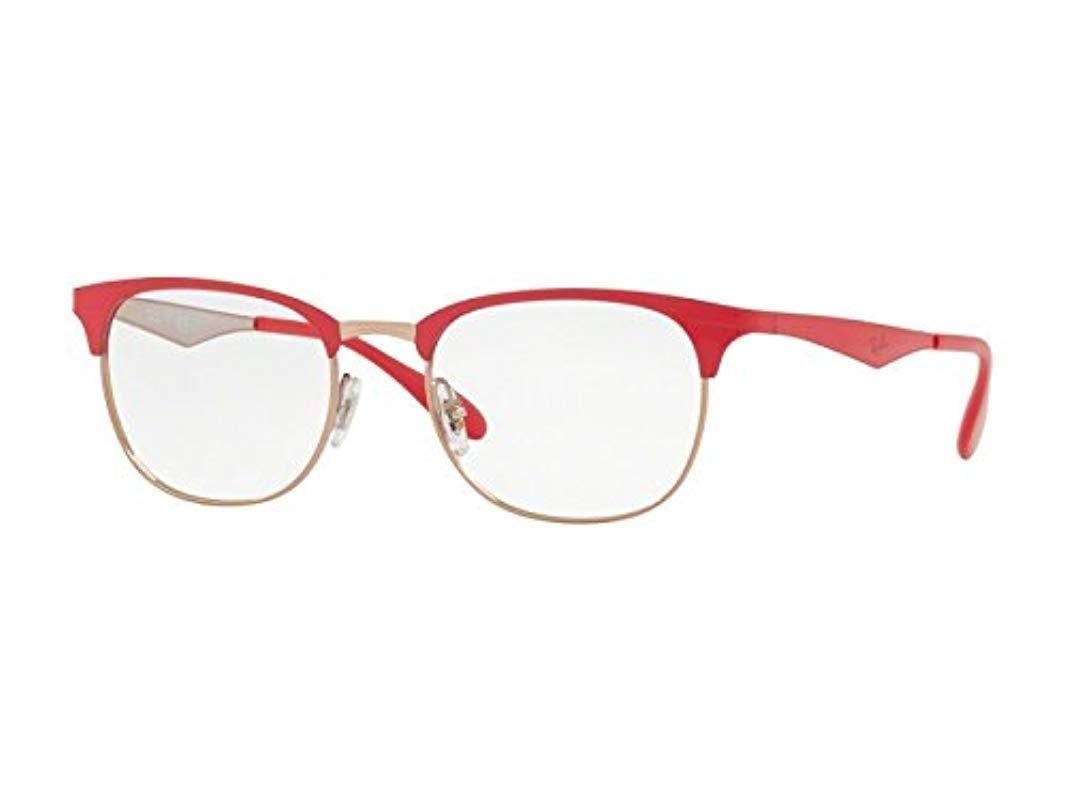 caada98110d Ray-Ban. Women s 0rx 6346 2974 50 Optical Frames ...