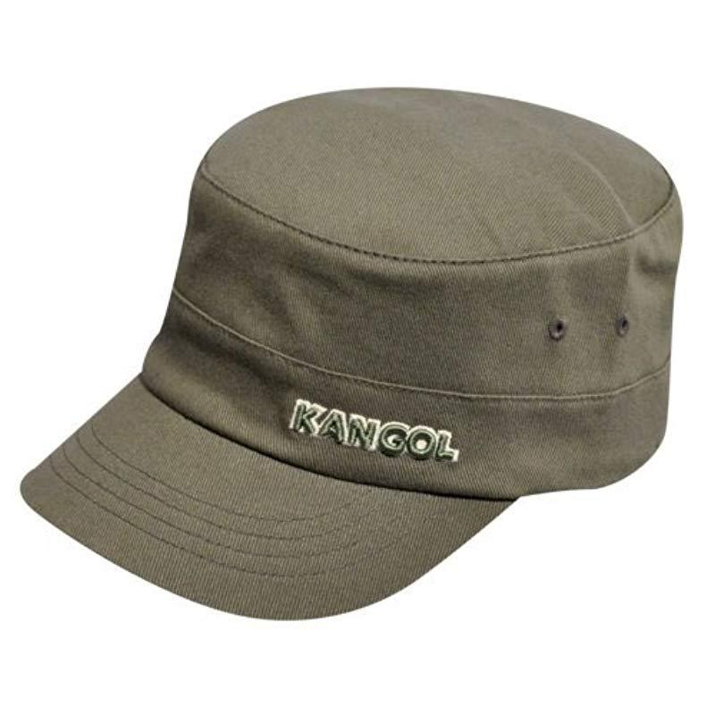f18b055aa Kangol Flexfit Army Cap in Green for Men - Lyst