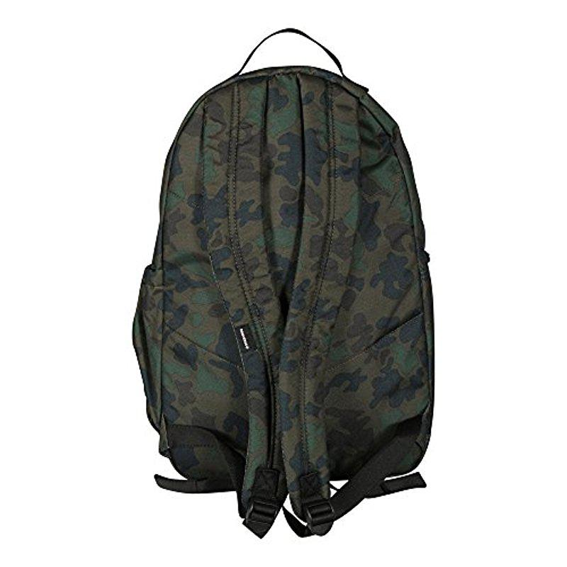 ebe4a64f24 Lyst - Converse All Star Go Feather Print Backpack in Green for Men