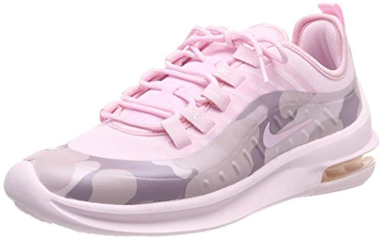 info for 5302a 1b8e8 Nike. Women s Pink Wmns Air Max Axis Prem Gymnastics Shoes
