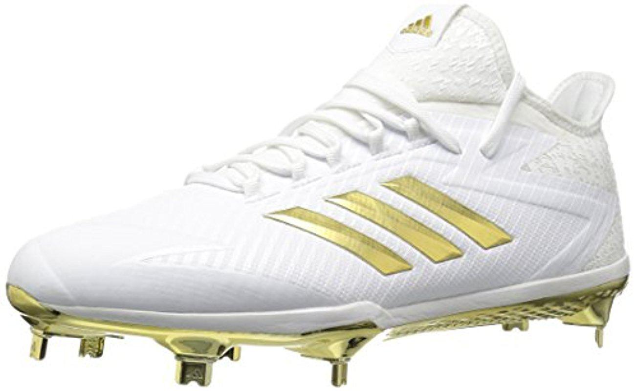 huge selection of ba289 dcf29 Lyst - adidas Originals Adidas Adizero Afterburner 4 Cleats