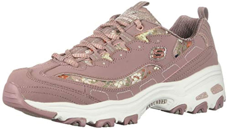 0e31b17c5f228 Skechers. Women s D lites-floral Days Trainers