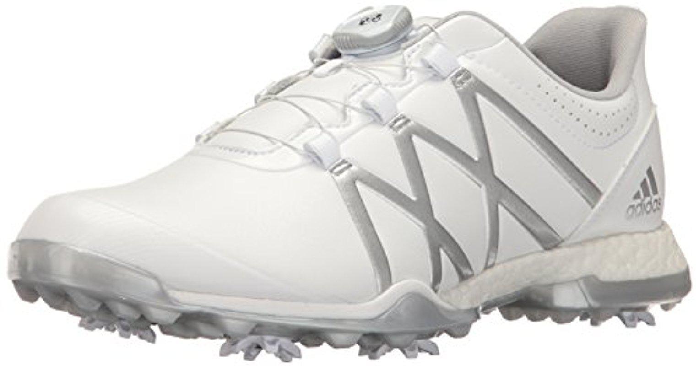 lyst adidas w adipwr impulso boa ftwwht scarpa da golf in bianco.