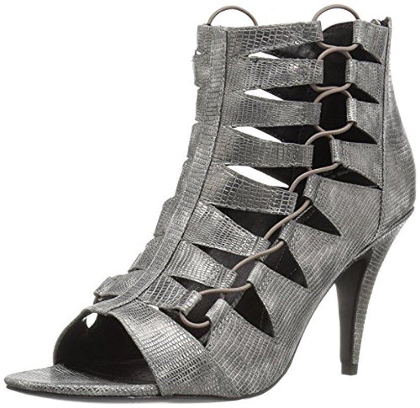 Kenneth Cole Reaction Show Time Caged Sandal (Women's) KNd2EFxbx
