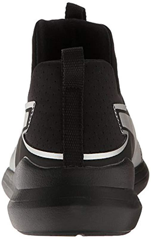 PUMA - Black Rebel Mid Wns Ftd Mu Cross-trainer Shoe - Lyst. View fullscreen 5a3698302