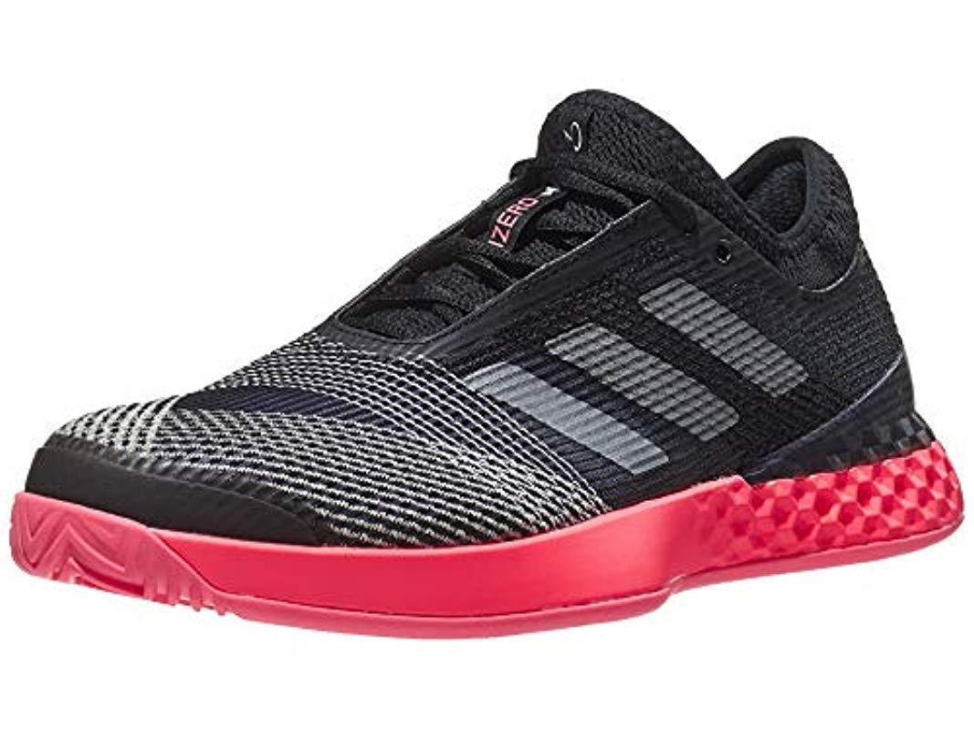 hot sale online 40938 bdb97 adidas. Mens Adizero Ubersonic 3 Tennis Shoe