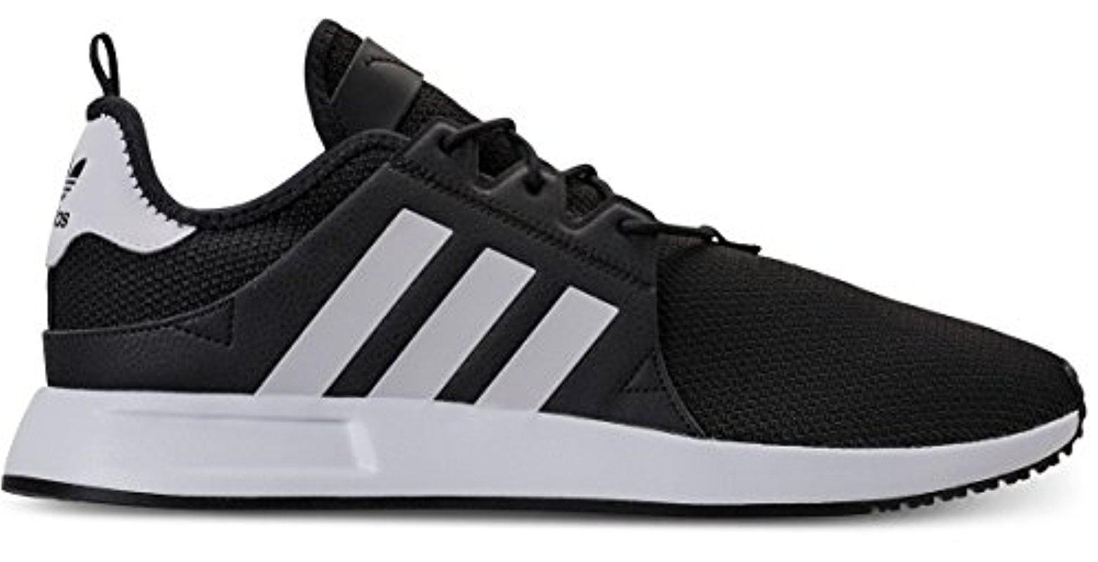 lyst adidas originals x plr sneaker mode für männer in schwarz