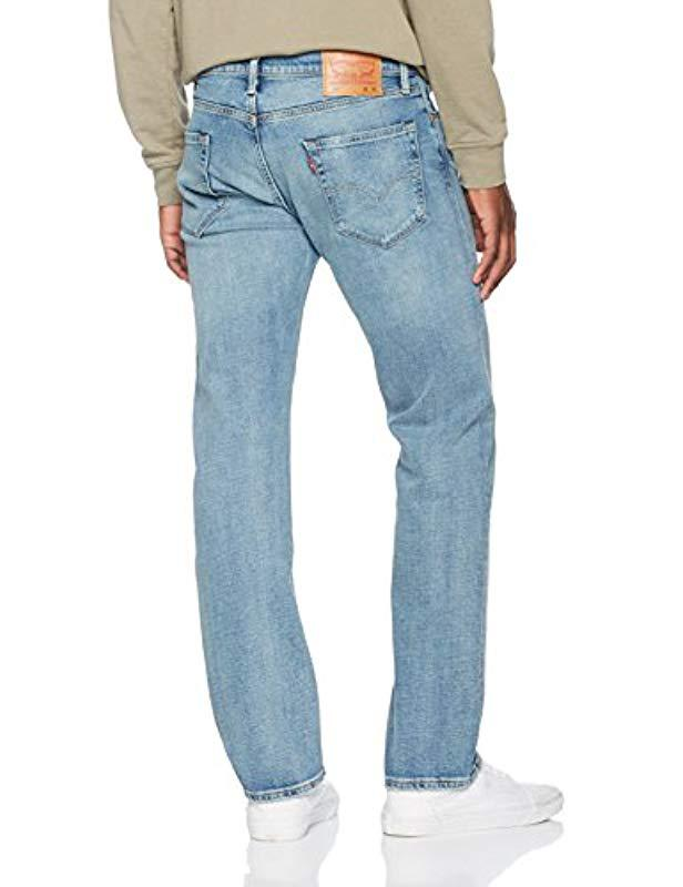 cce523f1 Levi's 504 Regular Jeans in Blue for Men - Lyst