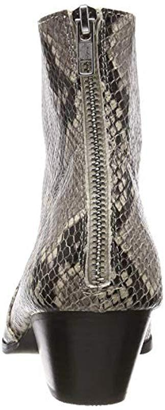 056c54bb038 Steve Madden - Multicolor Cafe Ankleboot (snake) Ankle Boots - Lyst. View  fullscreen