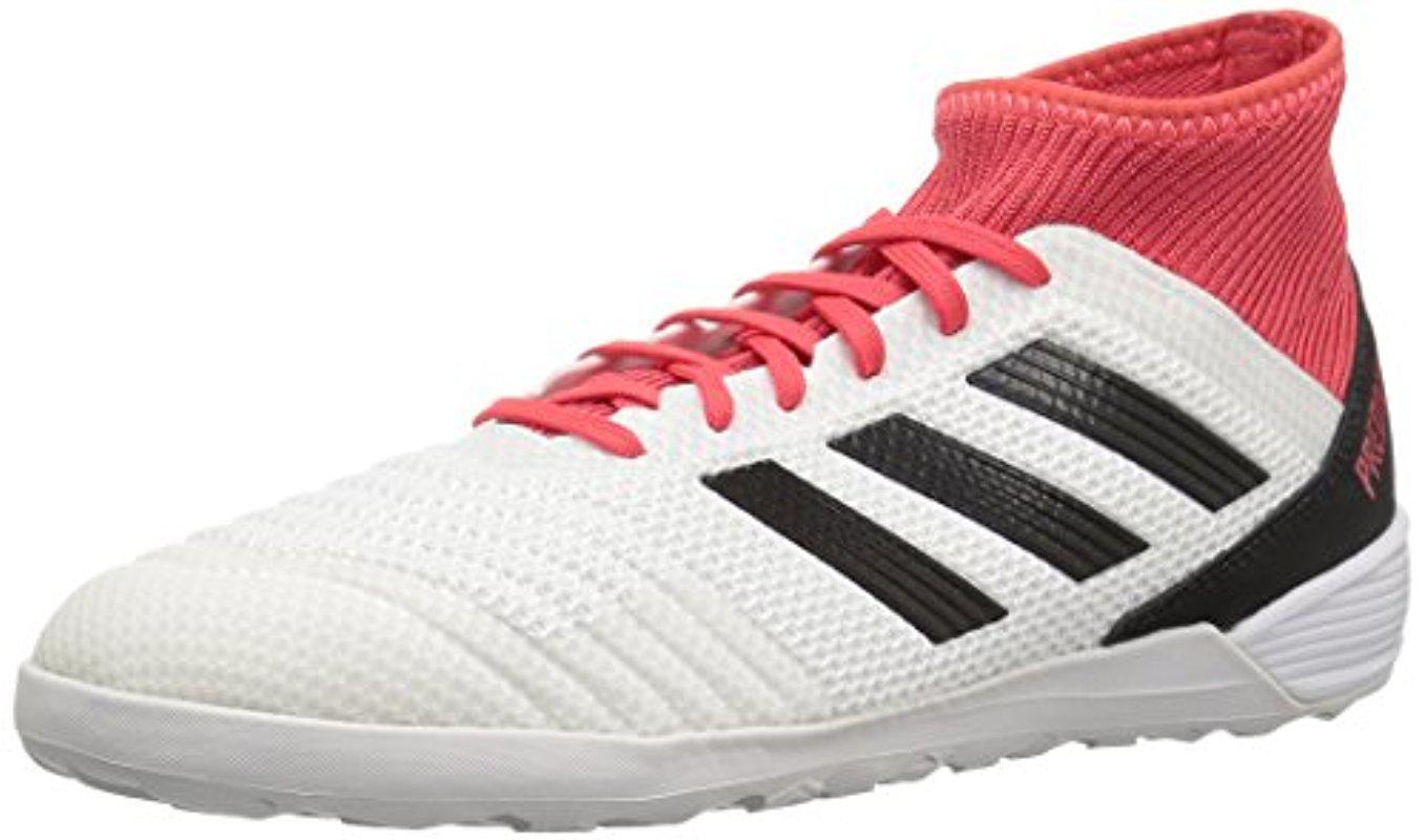 29b7b4398c7 Lyst - adidas Performance Predator Tango 18.3 Indoor Soccer-shoes ...