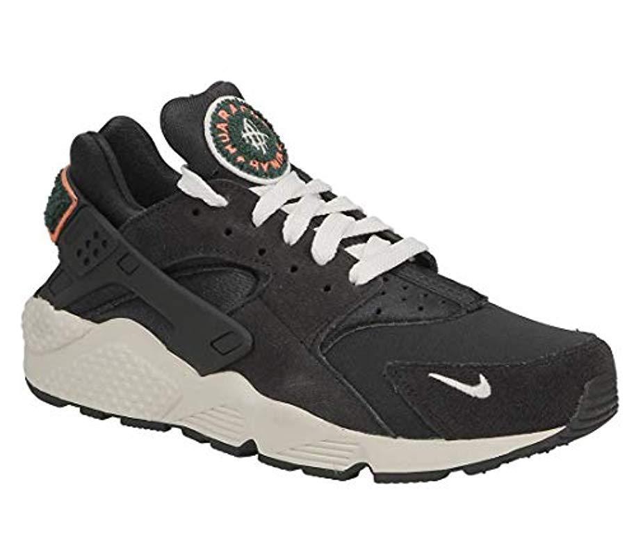 2027034f0b7e Nike Air Huarache Run Prm Gymnastics Shoes in Gray for Men - Lyst