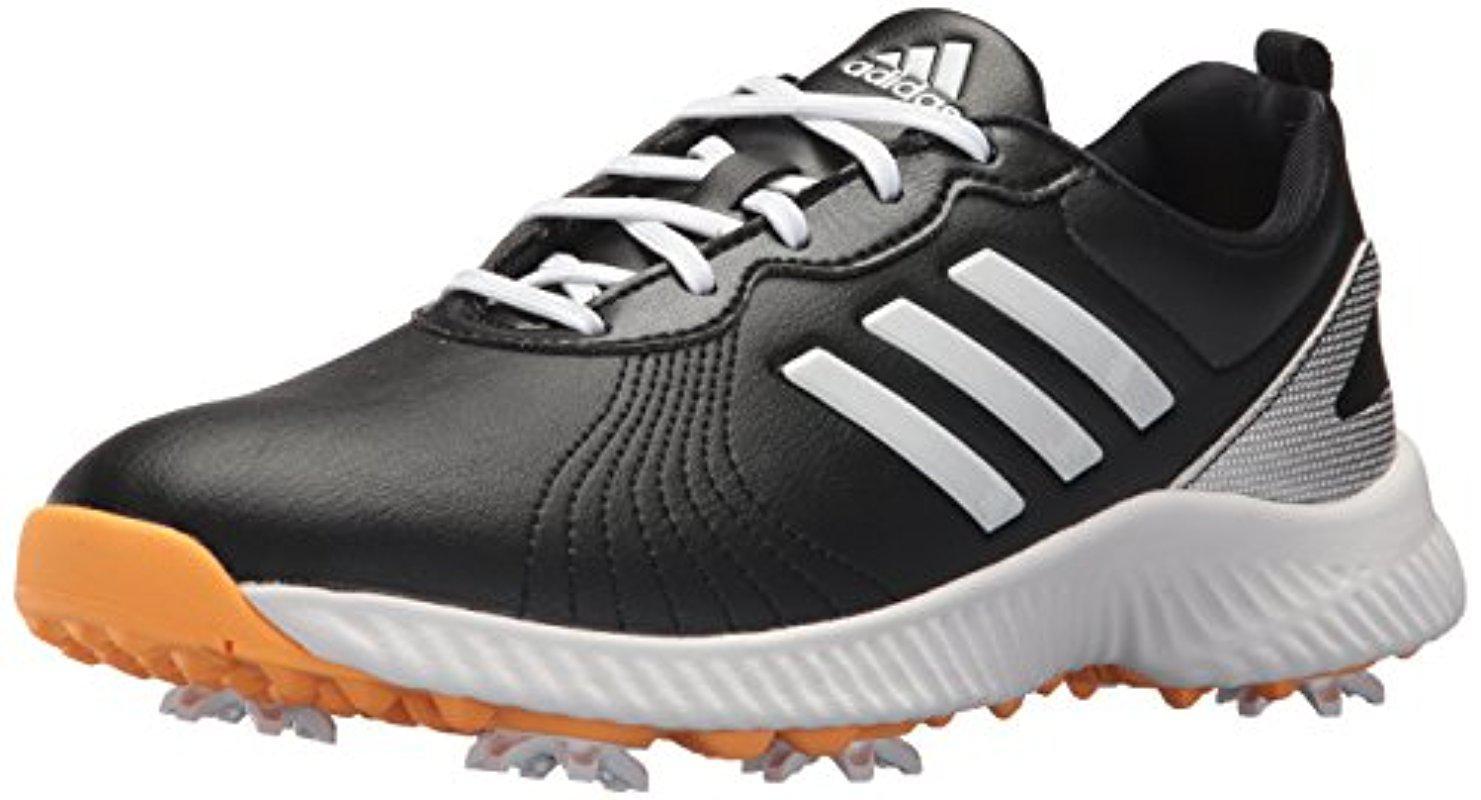 lyst adidas w risposta rimbalzare scarpa da golf in nero