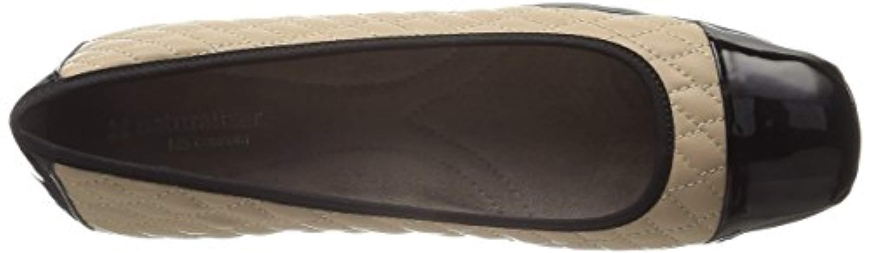 e22ce9bfb9be8 Lyst - Naturalizer Velma Ballet Flat