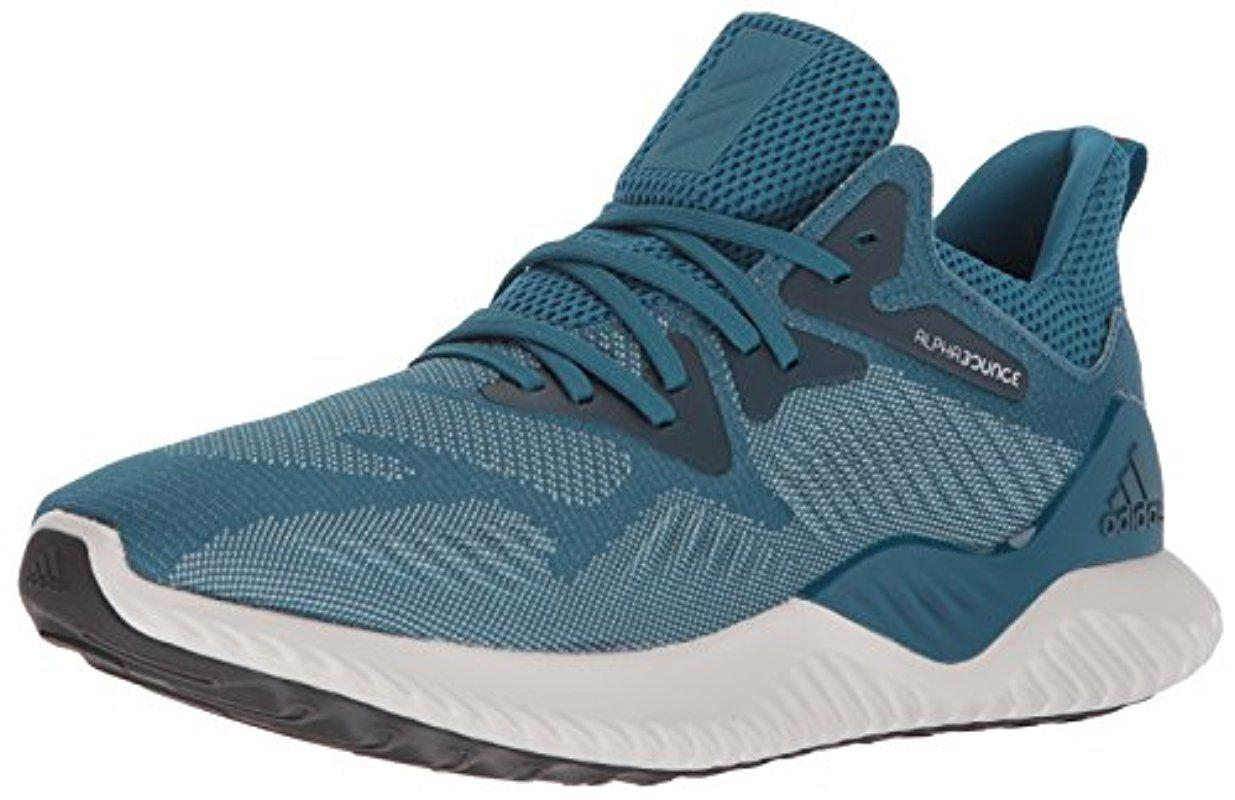 95423820a3 Lyst - Adidas Alphabounce Beyond M Running Shoe in Blue for Men