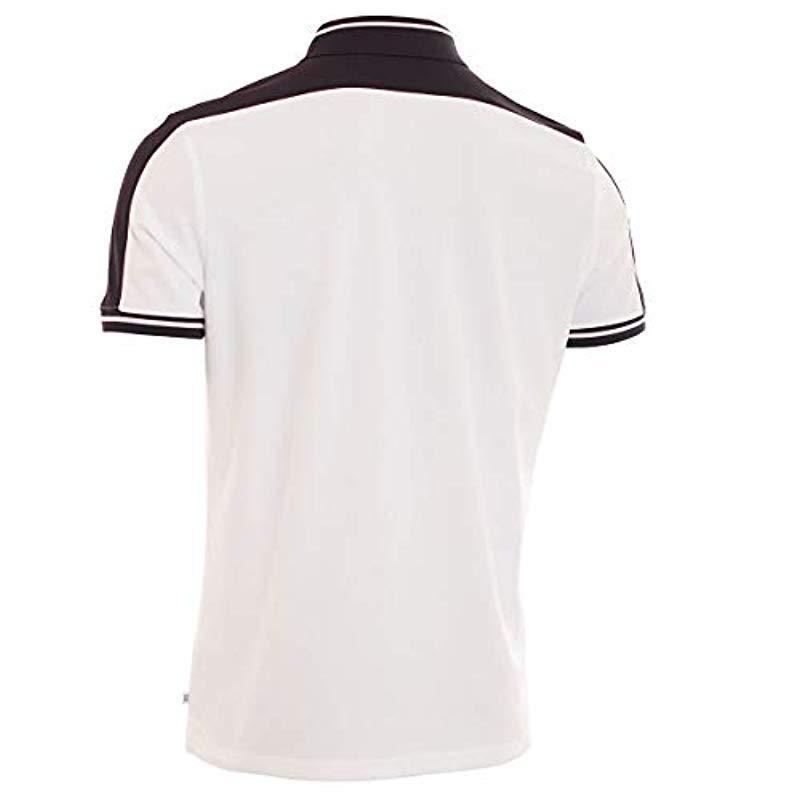 7e69bc4f7c08 Calvin Klein S 2019 Aerospan Polo Shirt in White for Men - Lyst