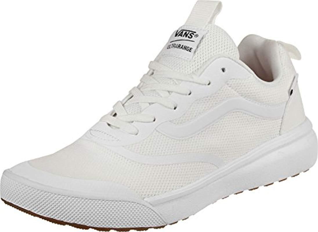 5a73d5c1cf4 Vans Unisex Adults  Ultrarange Rapidweld Trainers in White for Men ...