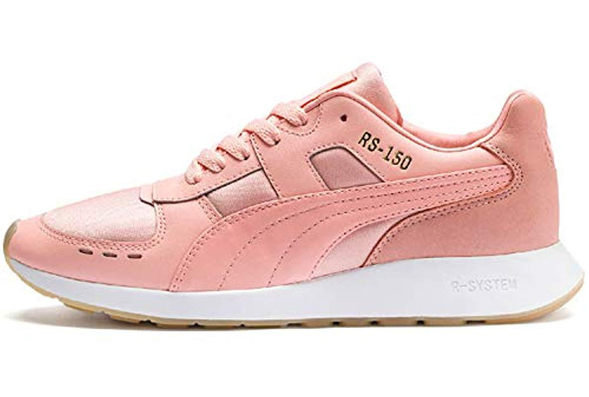 Wn's In 150 Low Lyst Satin Sneakers Rs Pink Puma Top ZuXiPk
