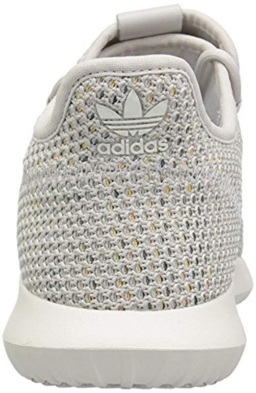 e39b10a1c60 Adidas Originals - Gray Tubular Shadow Ck Fashion Sneakers Running Shoe