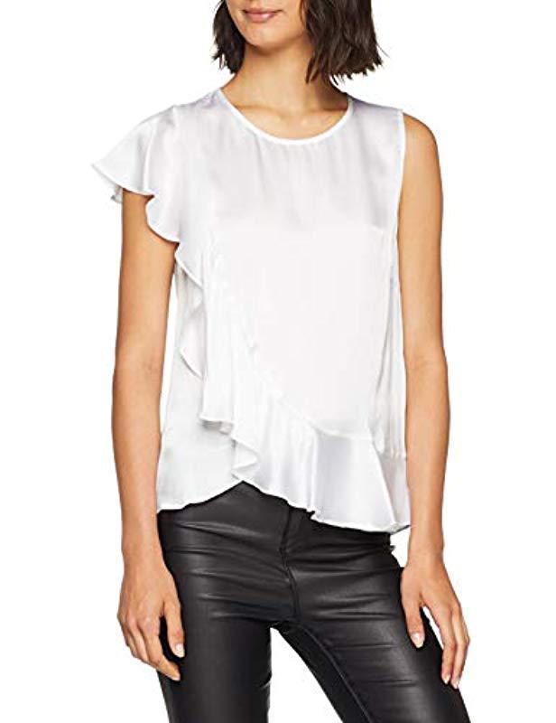 0db88f091db72 Guess Jimena Vest Top in White - Save 66% - Lyst