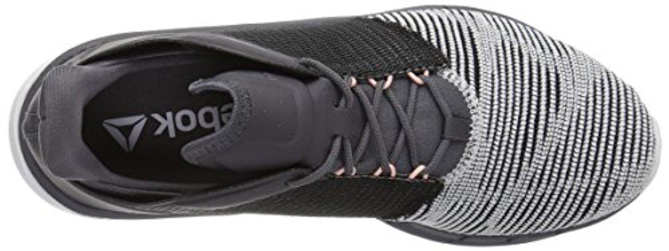 3befd89e4b7b50 Lyst - Reebok Fast Flexweave Running Shoe