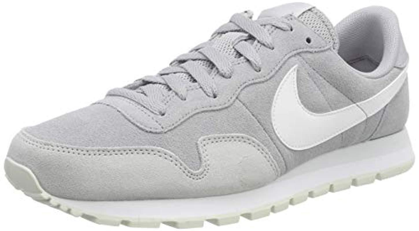 separation shoes 202ce a508b Nike. Men s Gray Air Pegasus 83 Ltr Competition Running Shoes, Multicolour  (wolf Grey Pure Platinum off ...