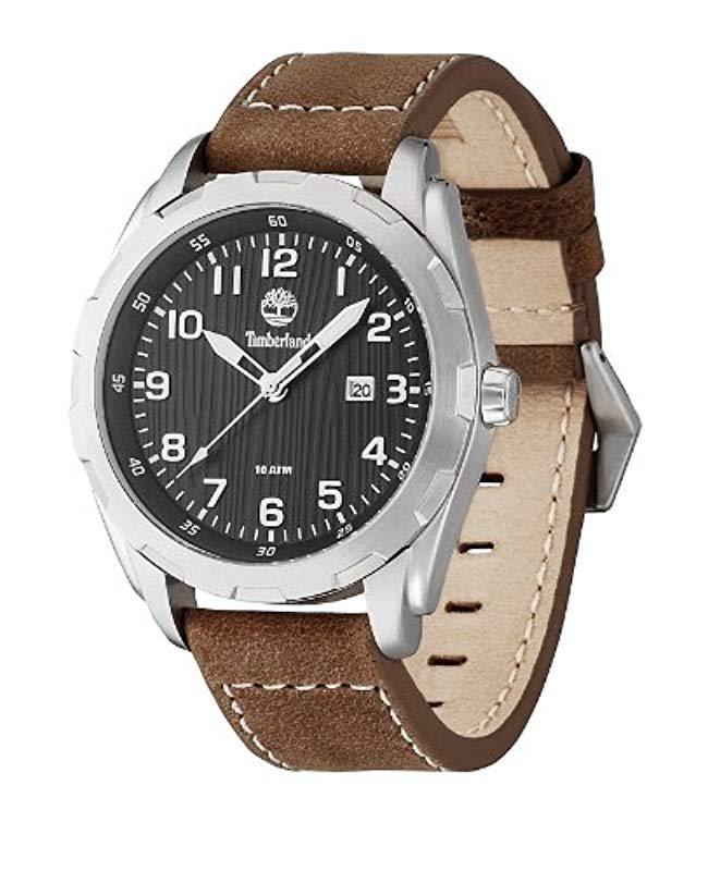 Timberland - Multicolor TBL.13330XS 02 - Reloj analógico de cuarzo para  hombre con. Ver en pantalla completa c6bfb0d43997