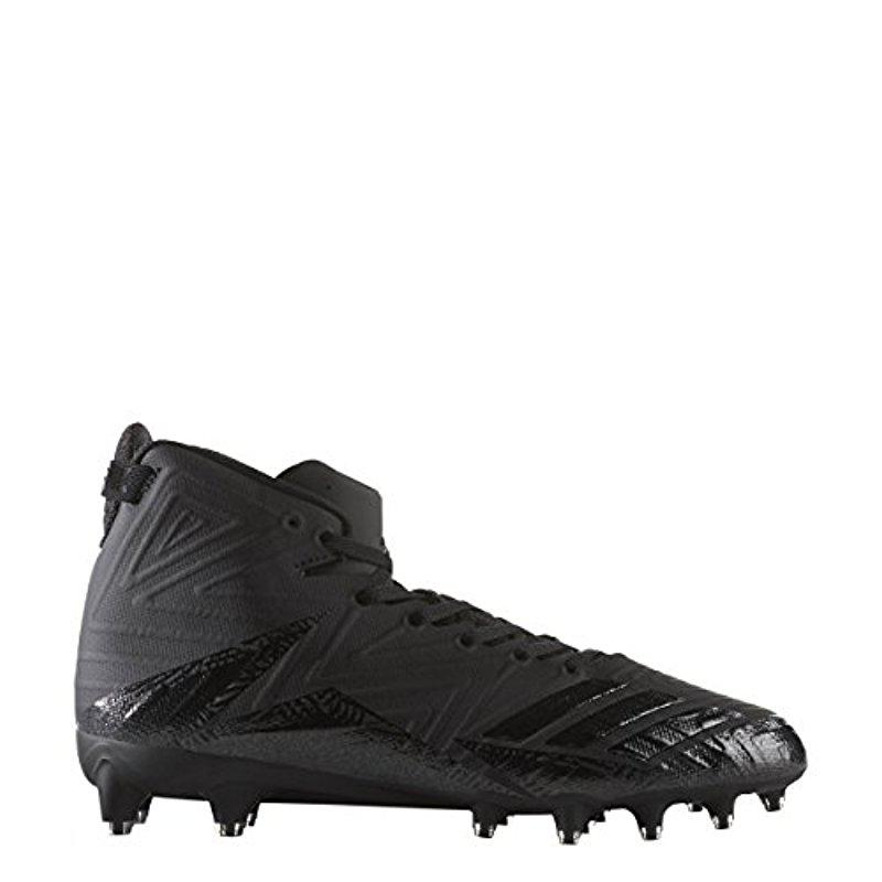 the latest ec269 4c9f7 Lyst - Adidas Originals Freak X Carbon Mid Football Shoe in Black ...
