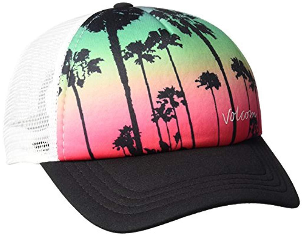 2361abda57bc7e Lyst - Volcom Junior's Dont Let Me Go Trucker Hat
