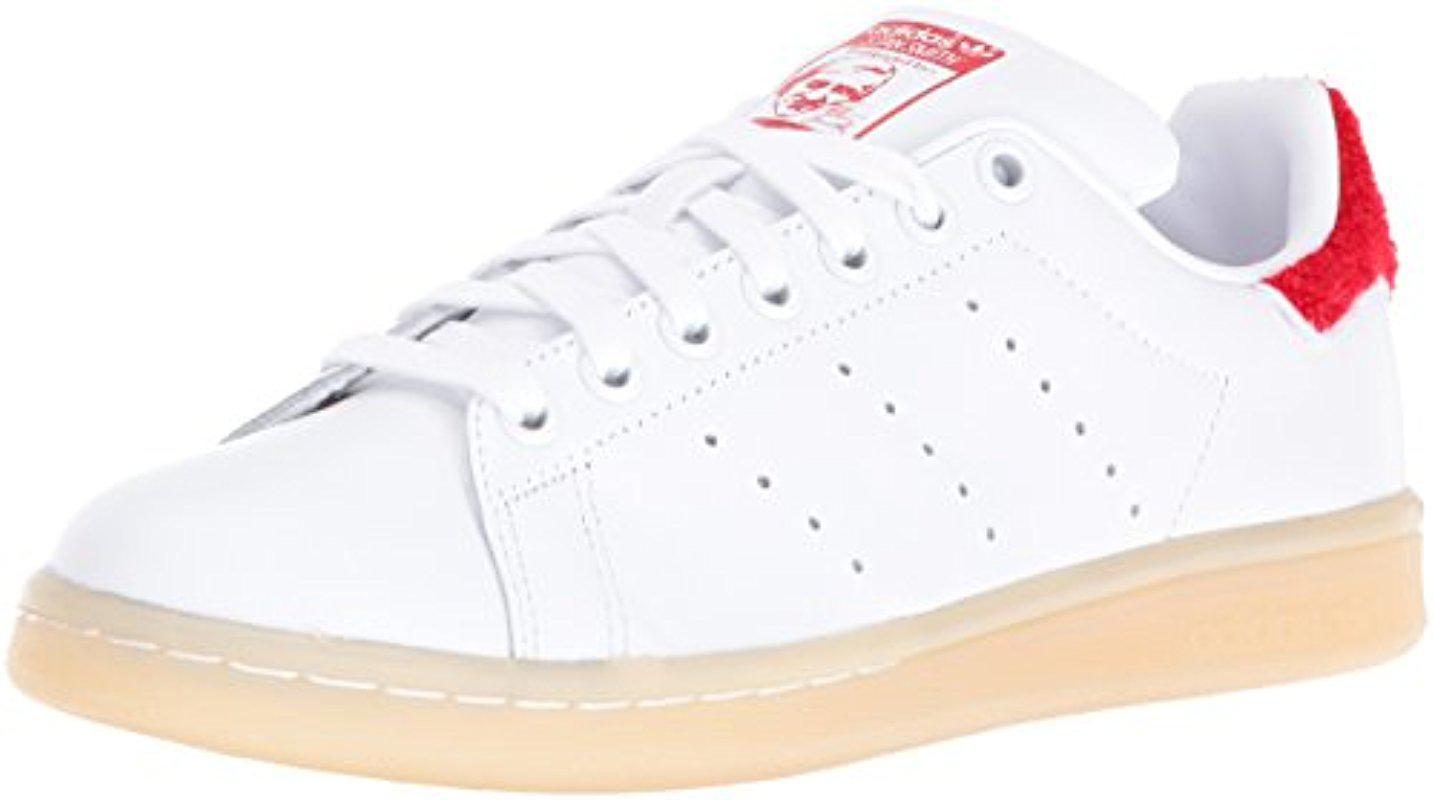 29908077bcc1e Adidas Originals - White Adidas Stan Smith W Fashion Sneaker - Lyst