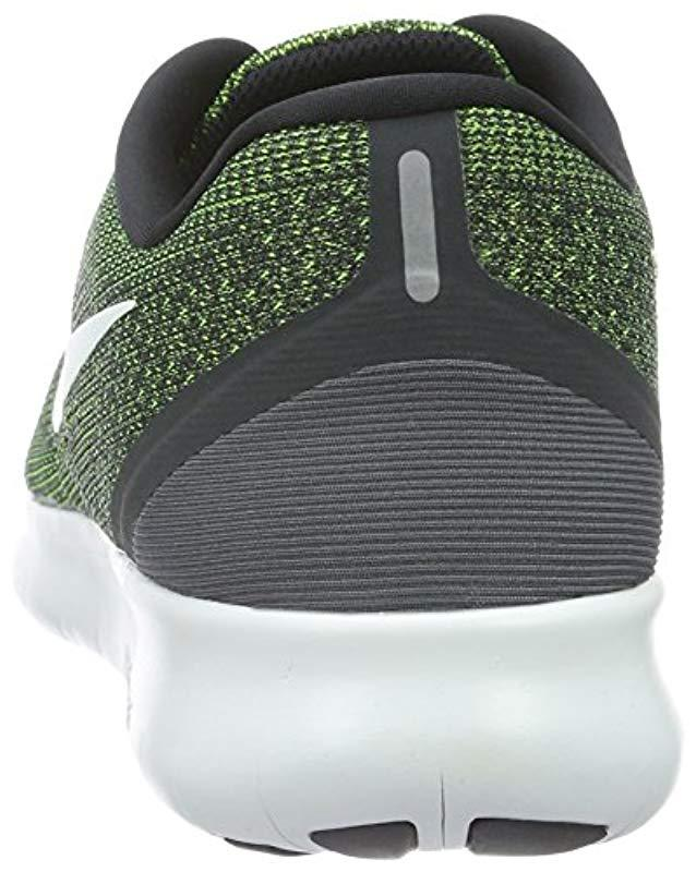 Nike Free Rn Running Shoes in Green for Men Save 2% Lyst
