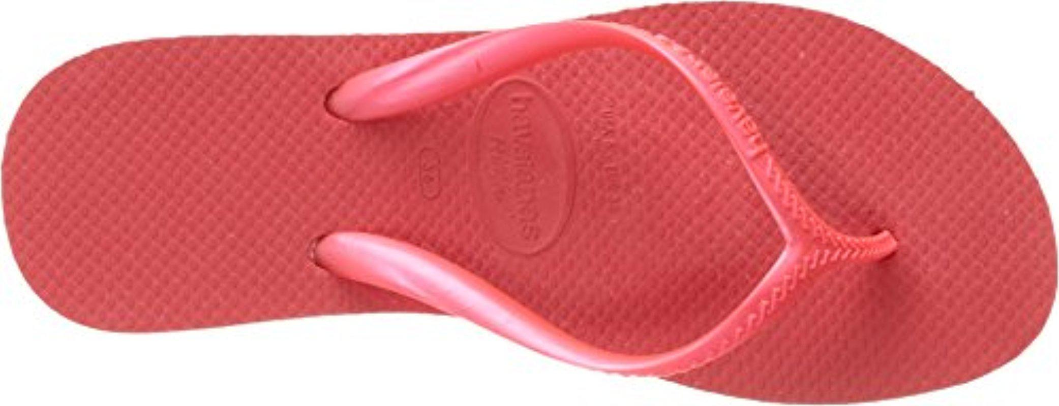 0677a6759c827 Lyst - Havaianas High Light Flip Flop Sandals