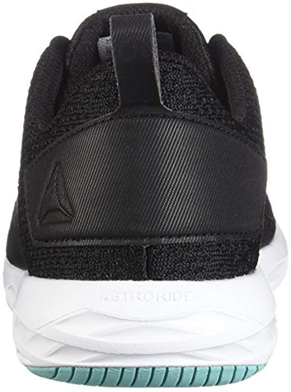 Reebok - Black Astroride Walk Shoe - Lyst. View fullscreen 871a949b2