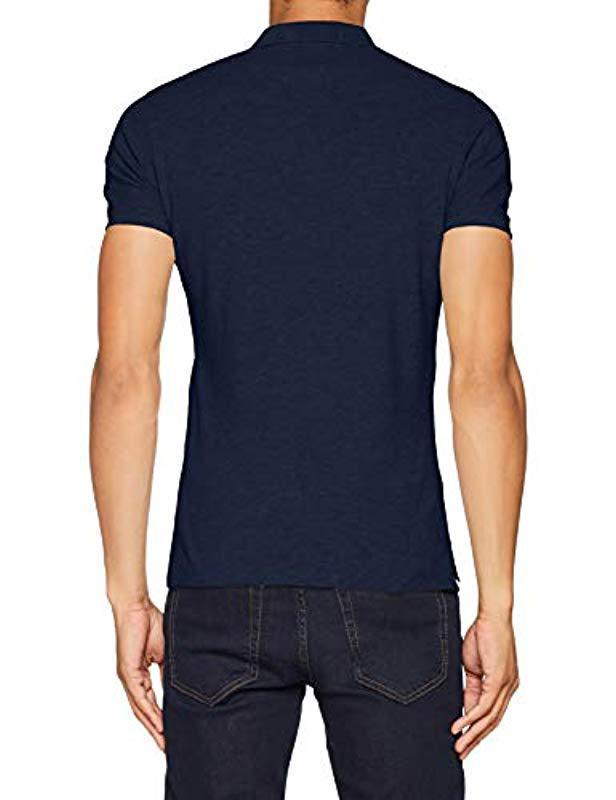 c1fe8da7 Pepe Jeans Polo Shirt in Blue for Men - Lyst