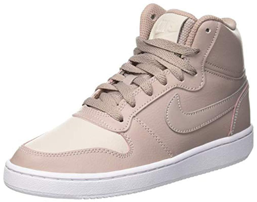 7f504faccfe2 Women NIKE Women  s WMNS Ebernon Mid Basketball Shoes AQ1778