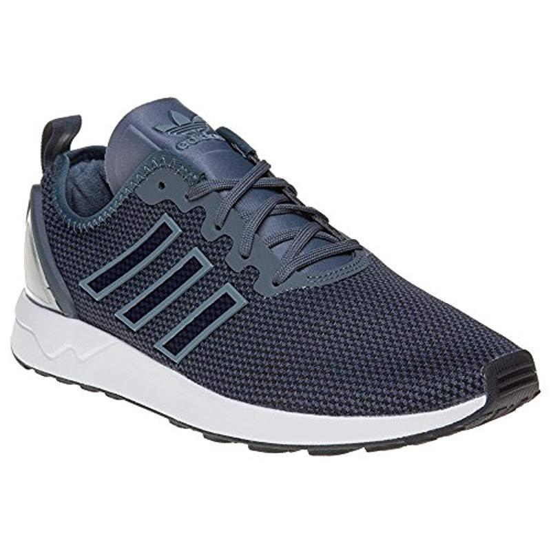 cheaper 5a5d4 14c22 adidas. Mens Blue s Zx Flux Adv ...
