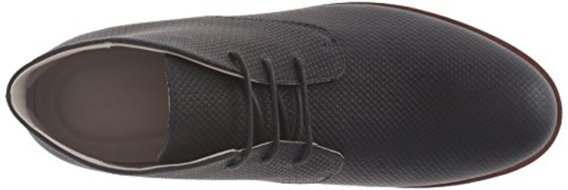 fd2db3ac04898c Lyst - Lacoste Crosley Chukka 316 2 Cam Chelsea Boot in Black for Men