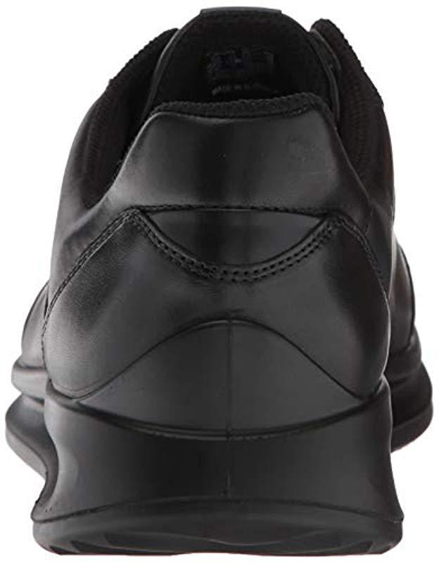 b8b6c85257d Ecco Aquet Trainers in Black for Men - Save 7% - Lyst