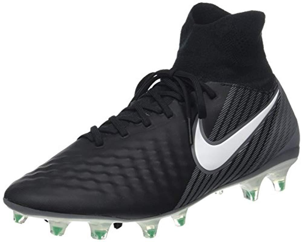 d127d28ae12 Nike  s Magista Orden Ii Fg Football Boots in Black for Men - Lyst