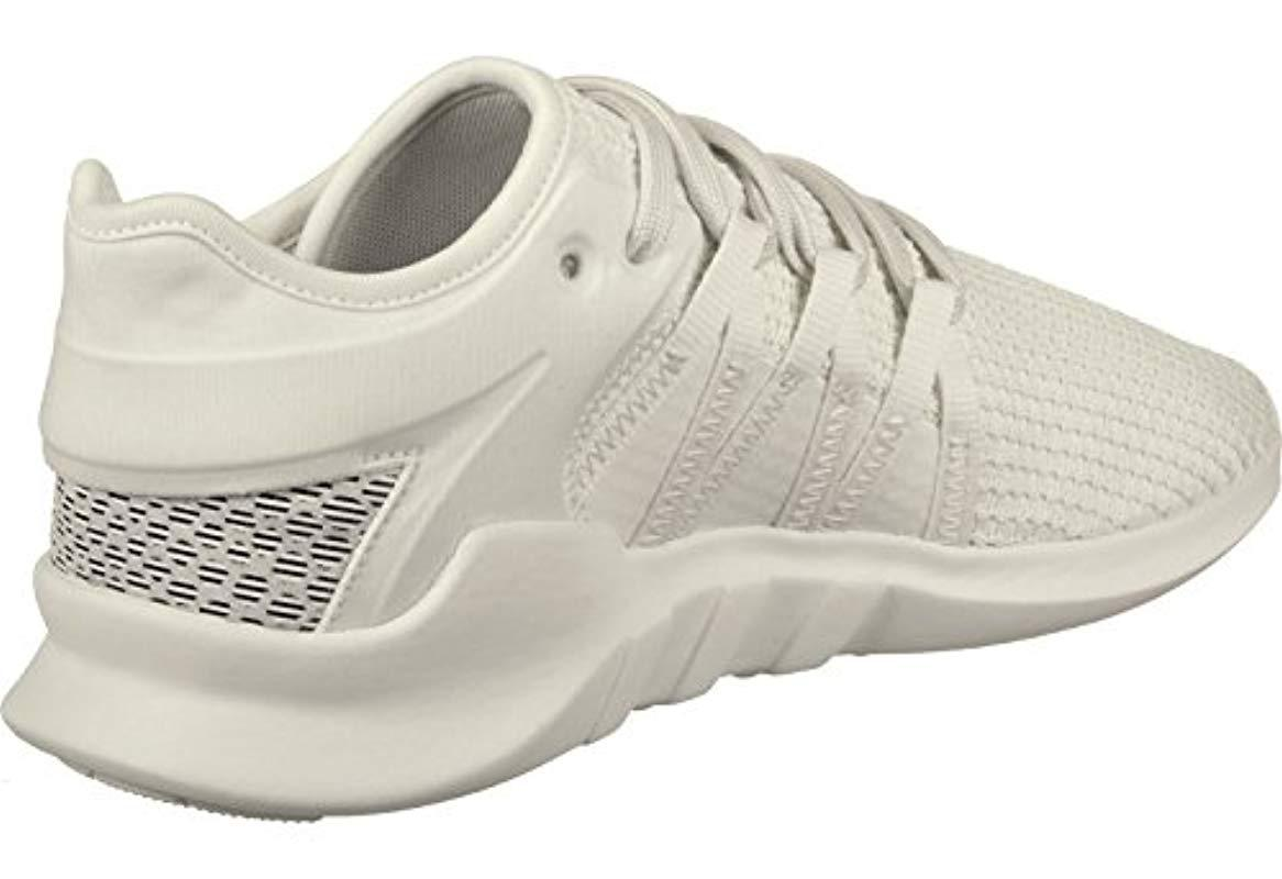 separation shoes 070a2 7c7fb adidas. Womens White s Eqt Racing Adv W Gymnastics Shoes