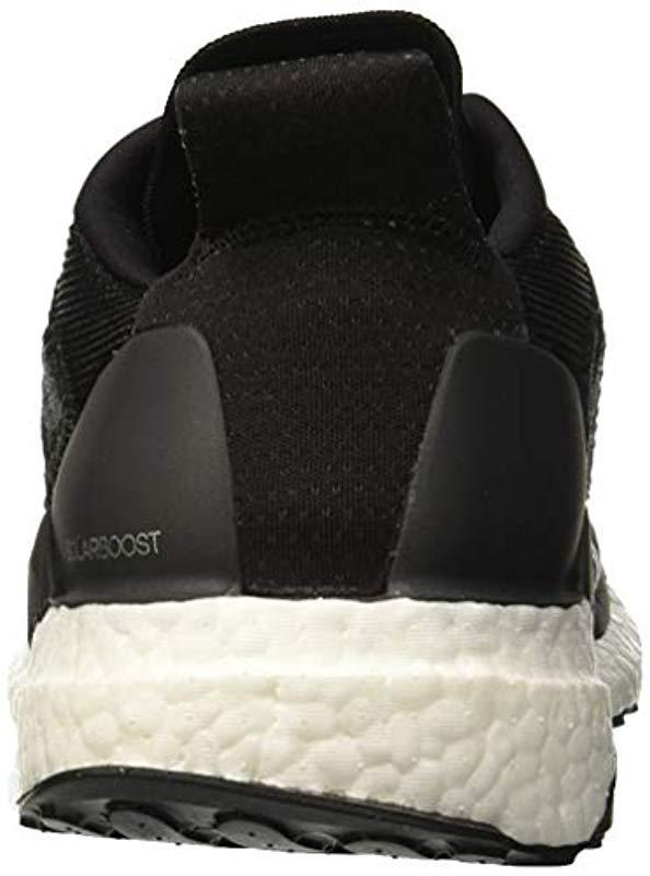 3152b42015902 Adidas - Black Solar Boost M Fitness Shoes for Men - Lyst. View fullscreen