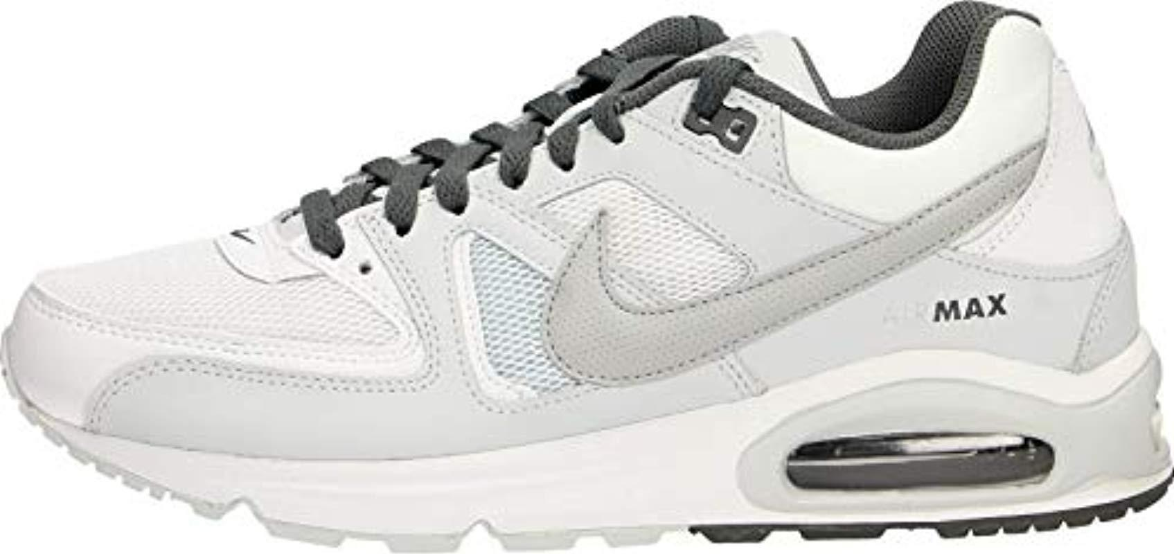 big sale c73c8 6b0ab Nike Air Max Command Running Shoes in Gray for Men - Lyst