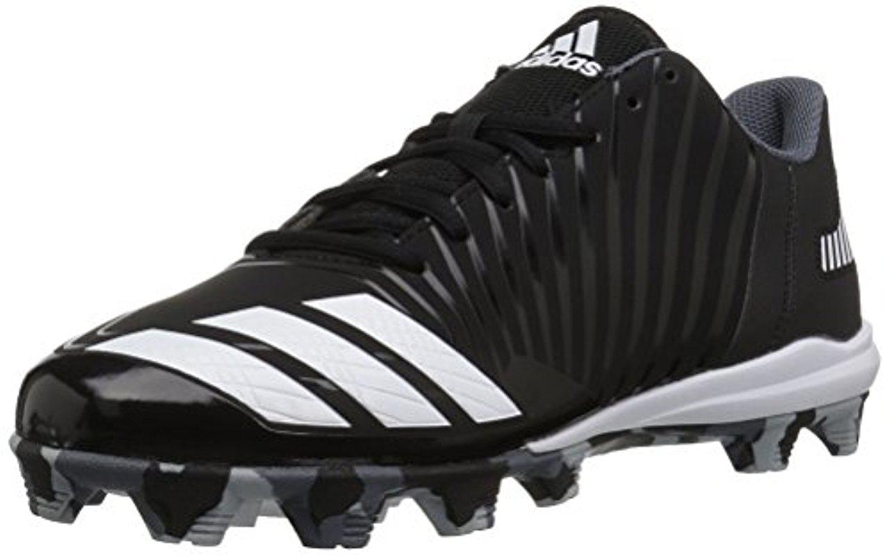 b4dfeeaa234 adidas Freak X Carbon Mid Baseball Shoe in Black for Men - Save 23 ...