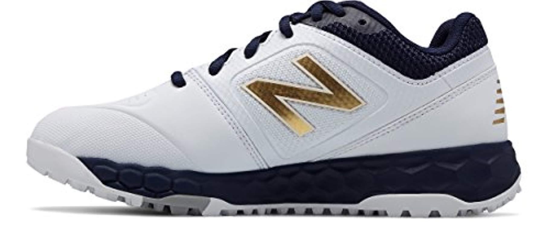 512f62b1a New Balance - Blue Velo V1 Turf Softball Shoe Navy white 11 B Us -. View  fullscreen