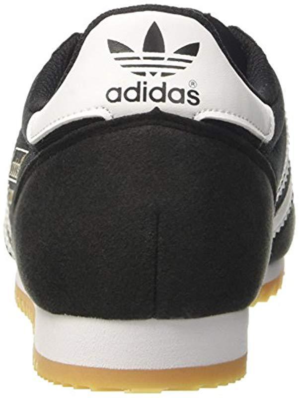 1c85b68a6b2 adidas Dragon Og Trainers in Black for Men - Lyst