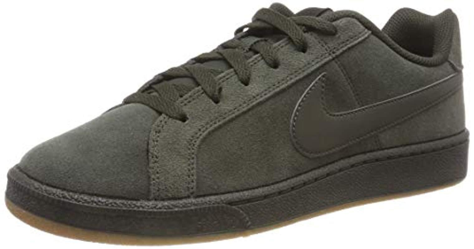check out 3ee17 cd0fe Nike. Men s  s Court Royale Suede Gymnastics Shoes